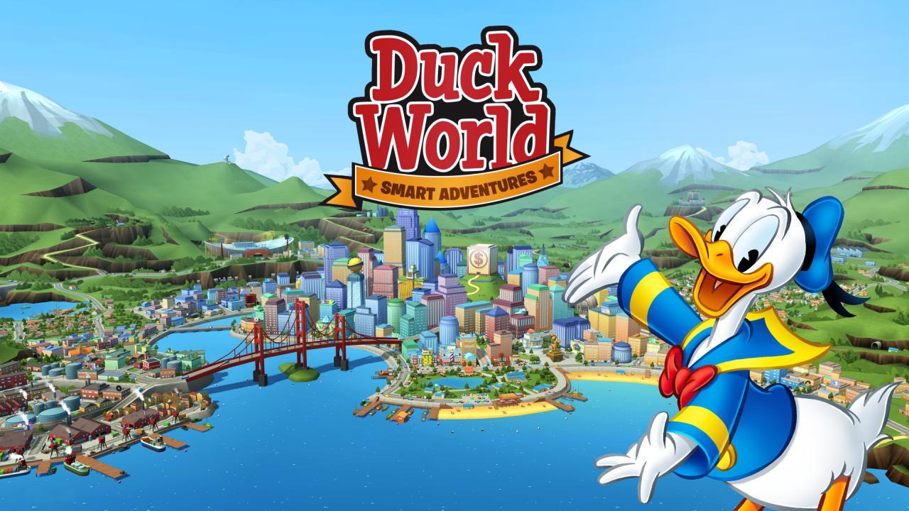 DuckWorld Smart Adventures